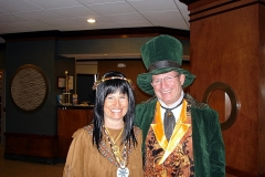 Celieindian-Mad-Hatter-at-2010-NATH-Convention